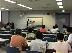 夏のボランティア体験講座